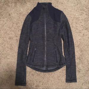 Lululemon Denim Define Jacket